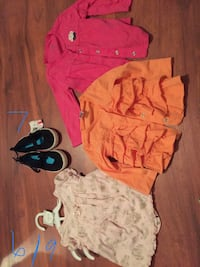 toddler's assorted clothes Charleston, 25320