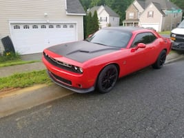 2016 Dodge Challenger(Wheels )