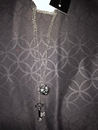 NEW Key and lock necklace McAllen, 78504