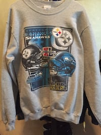 2006 super bowl crew neck Surrey, V3R 8W6