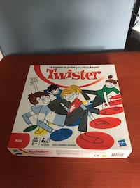 TWISTER GAME!!