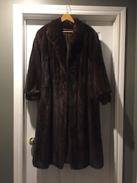 Real Mink Fur Jacket