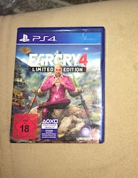 FAR CRY 4 LIMITED EDİTİON  2 KERE OYNADIM  İHTİYAÇDAN DOLAYI SATIYORUM