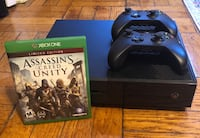 Xbox One 1TB with 2 Controllers Washington, 20037