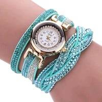 Women's Blue Bracelet Watch Lancaster, 17602