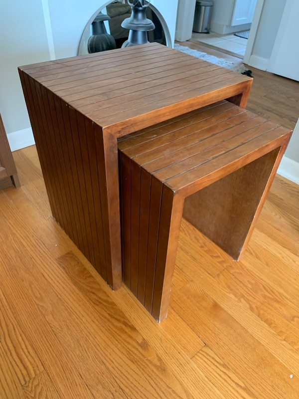 Nesting Tables Target