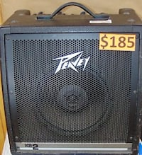 "Peavey KB2 3-Channel Keyboard Amplifier (40 Watts, 1x10"") - $185 (Biloxi) Biloxi"