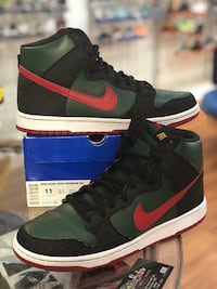 Resn Nike Sb Dunk High size 11