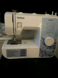 New Brother XM2701 electronic sewing machine