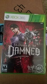 Shadows of the Damned for XBOX 360 Hampton, 23664