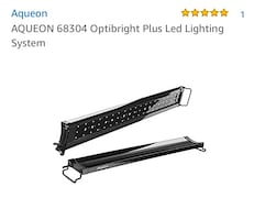 """AQUEON 68304 Optibright Plus Led Lighting System fits 30 to 36"""" wide"""