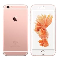 Iphone 6s 32 GB locked to virgin mobile price is negotiable 588 km