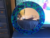 Mosaic mirror  Arlington Heights, 60005