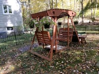 OUTDOOR SEATED SWING Shelton, 06484