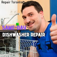 Dishwasher repair Markham