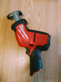 *Brandnew* M12 FUEL Brushless Cordless HACKZALL Recip Saw (Too only)