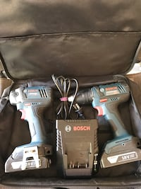 Bosch drills impact and speed drill Barrie, L4M 6C2