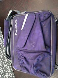 PLANET BOX Purple Rover lunch box - carrying case