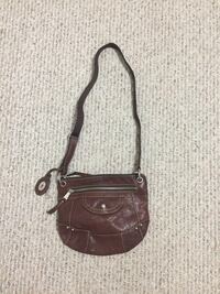 Leather fossil purse Smiths Falls