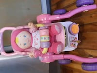 3 in 1 Dolly Stroller Toy Montreal, H4H 2C7