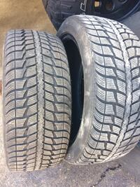 21 545R 17 winter tires like brand new Vancouver, V5K