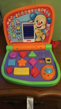 Toddler's Fisher-Price musical learning table Haverhill, 01830