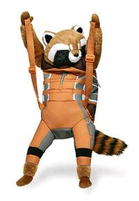 Marvel GOTG Rocket Raccoon Back (New) Baltimore, 21229
