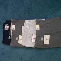 Men's Polo & Hilfiger pants. New with tags SADDLEBROOK
