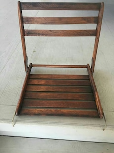 take along travel chair company thomasville georgia. darren aguerovintage travel chair. sold take along chair company thomasville georgia