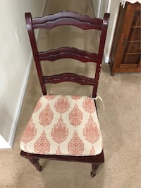 Pier 1 Imports dining chairs (4) Silver Spring, 20902