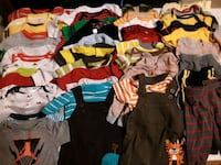 $10 FOR ALL 50 PIECES OF BOYS CLOTHES Colton, 92324