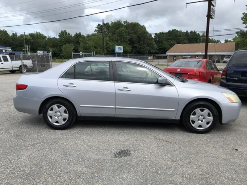 2005 Honda Accord for sale 4
