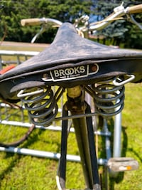 """Old """"BRITISH SMALL ARMS""""Mens Bicycle BARN IS FULL Wolcott, 06716"""