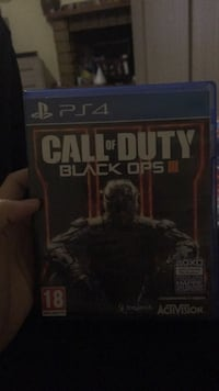 Custodia di gioco call of duty black ops 3 per ps4 Torre Gaia, 00133