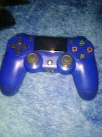 blue Sony PS4 game controller Lancaster, 93535