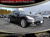 2010 Infiniti G37 Sedan x AWD 4dr Sedan salem
