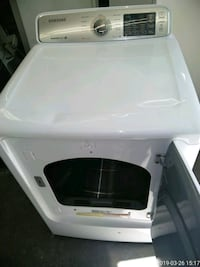 white front load clothes dryer Capitol Heights, 20743