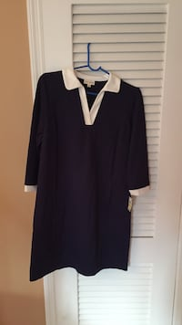 Navy Dress- size M - new with tags Franklin Square, 11010