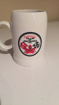 Corvette club of Canada mug Oakville, L6H 6T1