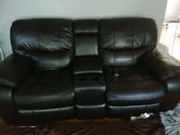 Leather couch set  Waldorf, 20602