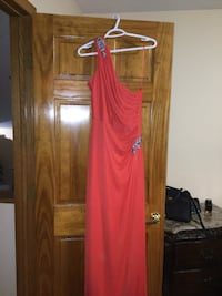 $20 Brand New Coral dress size 12 Edmonton, T6V 1P3