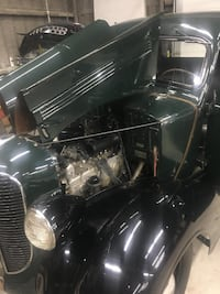 clean 1938 dodge truck for trade