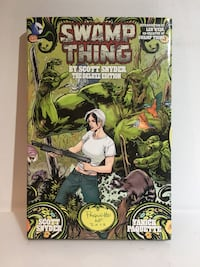 Swamp Thing deluxe hardcover Mississauga, L5C