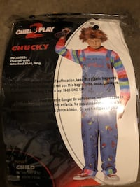 Chucky, boy costume Pickering, L1V 1B7