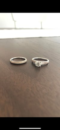 Engagement and Wedding Band Set Virginia Beach, 23464