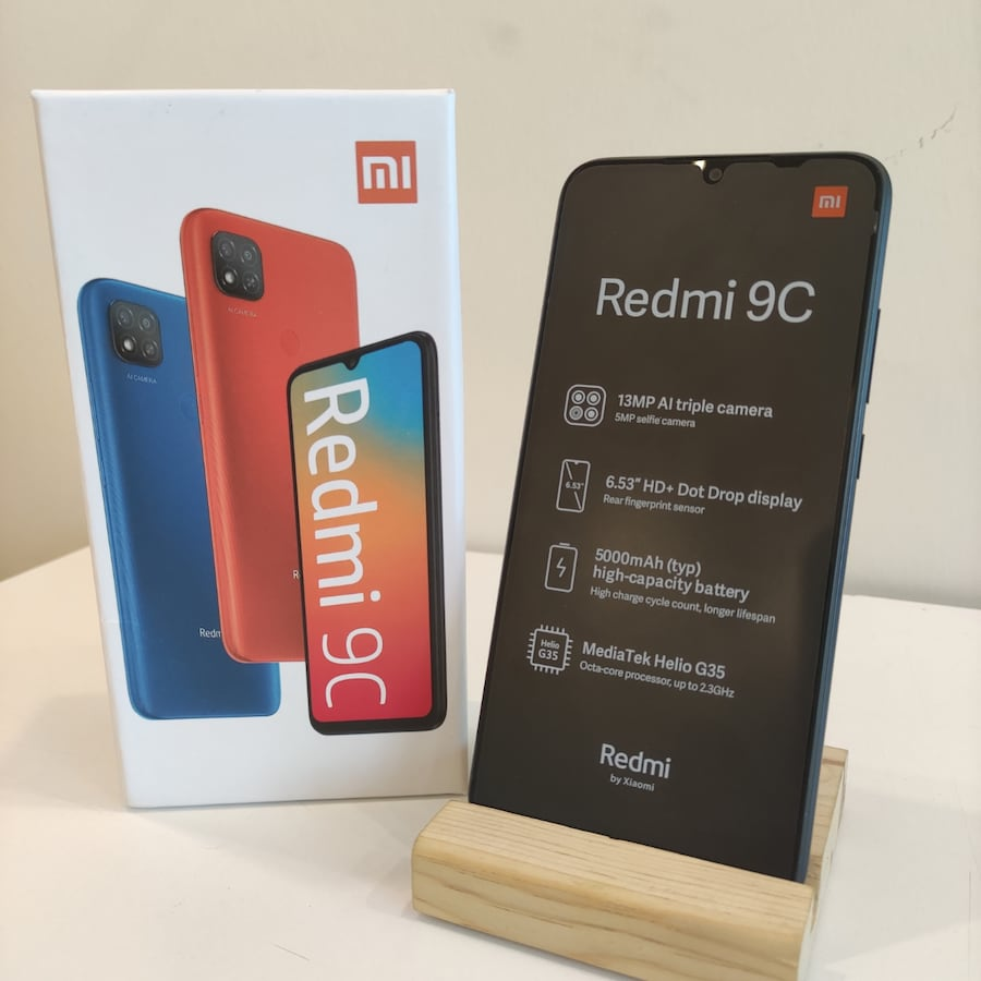 Xiaomi Redmi 9C 64GB 1