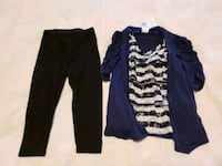 3T Outfit (Shirt and Leggings) Shasta Lake, 96019