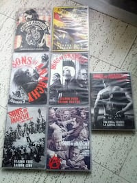 The Complete Season's of Son's of Anarchy  London, N6B 2K9