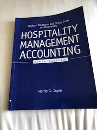 Hospitality management accounting Markham, L3S 3Z8