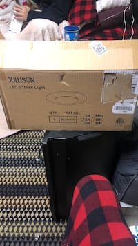 Jullison led 6 inch disk light  Omaha, 68124